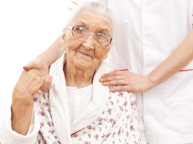 Пансионат для пожилых людей «Милосердие»